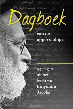 DAGBOEK VAN DE OPPERRABBIJN - JACOBS, BINYOMIN - 9789083114903