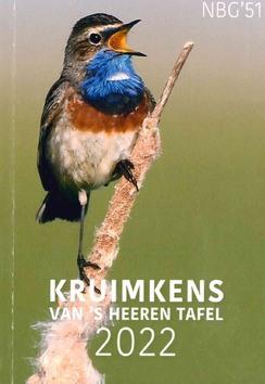 KRUIMKENS VAN 'S HEEREN TAFEL 2022 - 9789085203384