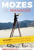 MOZES DE MANAGER - BARON, D. - 9789085250517