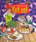 EET ZE! - BURGER, JANNEKE - 9789085432555