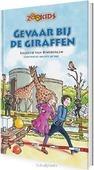 GEVAAR BIJ DE GIRAFFEN - BINSBERGEN, LIESBETH VAN - 9789085433002