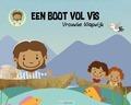 EEN BOOT VOL VIS - KLAPWIJK, VROUWKE - 9789085433552