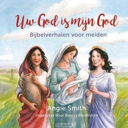 UW GOD IS MIJN GOD - SMITH, ANGIE - 9789085433606