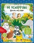 KLEUREN MET WATER DE SCHEPPING - 9789085433774
