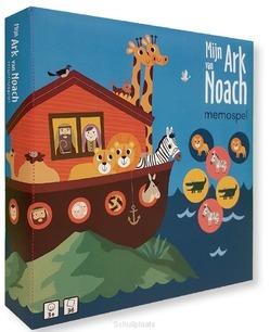 MIJN ARK VAN NOACH MEMOSPEL - 9789085434306