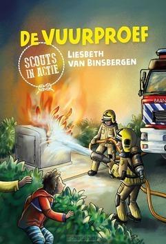 DE VUURPROEF - BINSBERGEN, LIESBETH VAN - 9789085434399