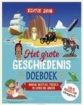 HET GROTE GESCHIEDENIS DOEBOEK 2018 - (RED.) - 9789085716112