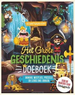 HET GROTE GESCHIEDENIS DOEBOEK 2020 - (RED.) - 9789085716877