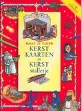 MAAK JE EIGEN KERSTKAARTEN EN KERSTSTAL - GODFREY - 9789086010516