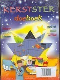 KERSTSTER DOEBOEK - JAMES/CORKE - 9789086011087