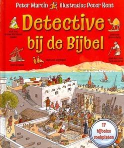 Detective bij de Bijbel - Marin, Peter - 9789086011438
