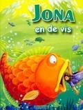 JONA EN DE VIS FOAMBOEKJE - 9789086011490