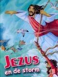 JEZUS EN DE STORM FOAMBOEKJE - 9789086011506