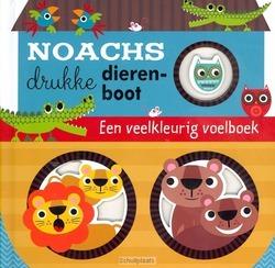 NOACHS DRUKKE DIERENBOOT - WENDERICH, MARIJN - 9789086011575