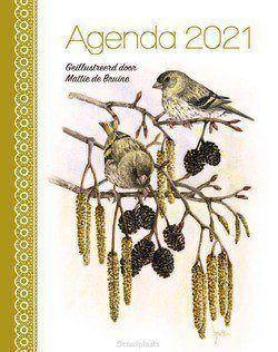 MATTIE AGENDA 2021 - BRUINE, MATTIE DE - 9789087182625
