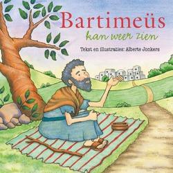 BARTIMEUS KAN WEER ZIEN - JONKERS, ALBERTE - 9789087182830