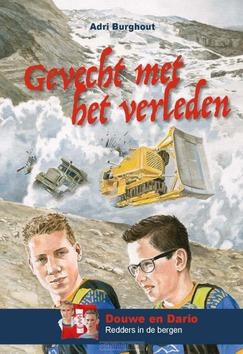 GEVECHT MET HET VERLEDEN - BURGHOUT, ADRI - 9789087183851