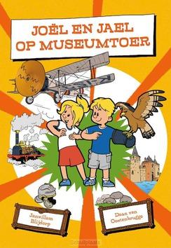 JOEL EN JAEL OP MUSEUMTOER - BLIJDORP, JANWILLEM - 9789087183936