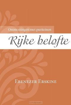 RIJKE BELOFTE - ERSKINE, EBENEZER - 9789087183981