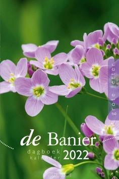 BANIER 2022 DAGBOEKKALENDER GROTE LETTER - 9789087184599