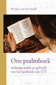 ONS PSALMBOEK - KNIJFF, JACO VAN DER - 9789087184629