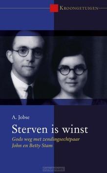 STERVEN IS WINST - JOBSE, BRAM - 9789087184650