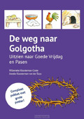 WEG NAAR GOLGOTHA POSTERPAKKET - KLOOSTERMAN, ANNEKE - 9789087184919