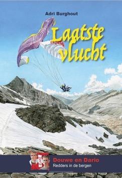 LAATSTE VLUCHT - BURGHOUT, ADRI - 9789087186111
