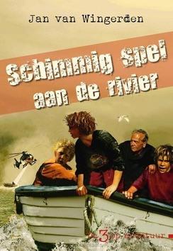SCHIMMIG SPEL AAN DE RIVIER - WINGERDEN, JAN VAN - 9789087186159