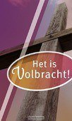 TRAKTAAT HET IS VOLBRACHT SET 25 - 9789087720292