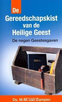 GEREEDSCHAPSKIST VAN DE HEILIGE GEEST - CAMPEN, M.M. VAN - 9789088970122