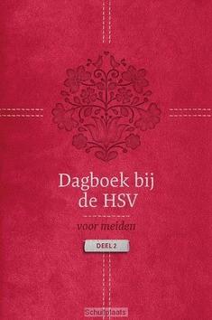 DAGBOEK BIJ DE HSV VOOR MEIDEN - HERWIG, WILLEKE - 9789088971808