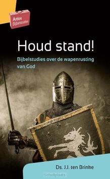 HOUD STAND! - BRINKE, J.J. TEN - 9789088972874
