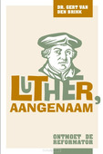 LUTHER, AANGENAAM - BRINK, GERT VAN DEN - 9789088972911