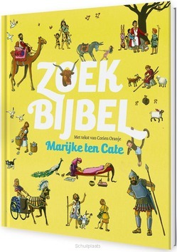 ZOEKBIJBEL - CATE / ORANJE - 9789089120793