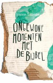 ONGEWONE MOMENTEN MET DE BIJBEL - GOLDENSTEIN, JOHANNES - 9789089120809