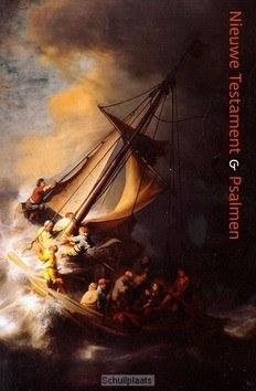 NIEUWE TESTAMENT EN PSALMEN NBV - NIEUWE BIJBELVERTALING - 9789089120816