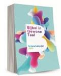 BIJBEL IN GEWONE TAAL SCHEURKALENDER 201 - NBG - 9789089120854