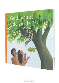 GOD MAAKT DE AARDE - CATE, MARIJKE TEN - 9789089121301
