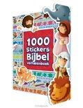 1000 STICKERS BIJBEL VERHALENBOEK - BROWN, SHERRY - 9789089121363