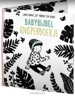 BABYBIJBEL KNISPERBOEKJE - ORANJE, CORIEN - 9789089121615