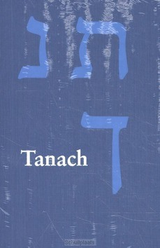 TANACH HEBREEUWS / NEDERLANDS - 9789089121639