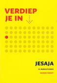 VERDIEP JE IN... JESAJA - ZWART, MARIJN - 9789089121721
