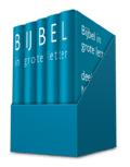 NIEUWE BIJBELVERTALING GROTE LETTER SET5 - 9789089121813