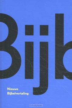 NBV BIJBEL STANDAARD PAPERBACK - NIEUWE BIJBELVERTALING - 9789089121936
