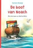 BOOT VAN NOACH - ORANJE, CORIEN - 9789089122216