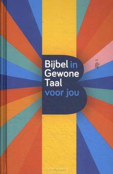 BIJBEL IN GEWONE TAAL VOOR JOU - BIJBEL IN GEWONE TAAL - 9789089122346