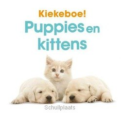 PUPPIES EN KITTENS - 9789089419729