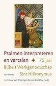 PSALMEN INTERPRETEREN EN VERTALEN - 9789089723802