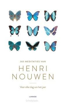 365 MEDITATIES VAN HENRI NOUWEN - NOUWEN, HENRI - 9789401460095